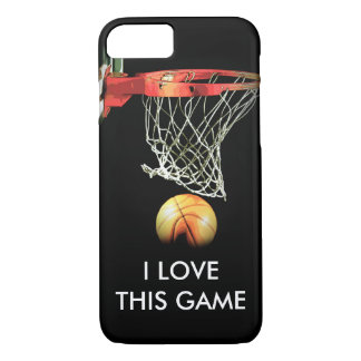 Love Basketball iPhone 7 Case