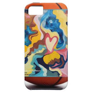 Love Basketball iPhone SE/5/5s Case
