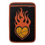 Love Basketball macbook sleeve