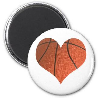 Love Basketball Magnet