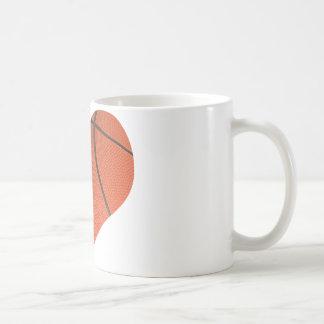 Love Basketball Coffee Mugs