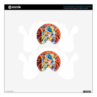 Love Basketball PS3 Controller Skins