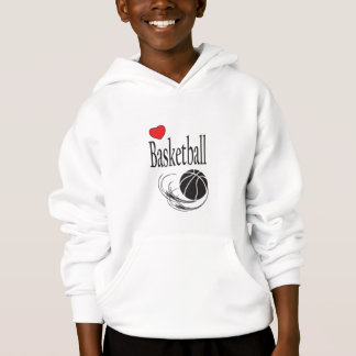 Love Basketball | Sports Hoodie