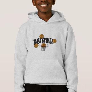 Love Basketball | Sports Hoodie