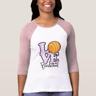 Love Basketball Tee Shirts