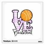 Love Basketball Wall Decor