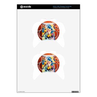 Love Basketball Xbox 360 Controller Decal