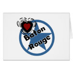 Love Baton Rouge Greeting Cards