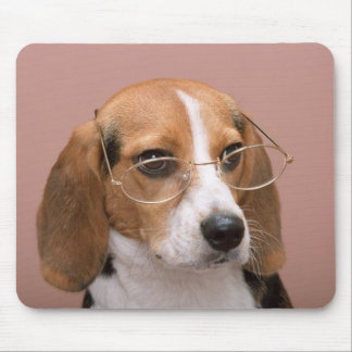 Love Beagle Puppy Dog Mousepad