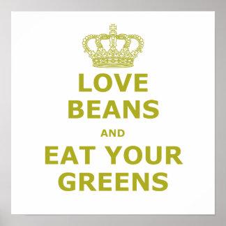 Love Beans! Poster