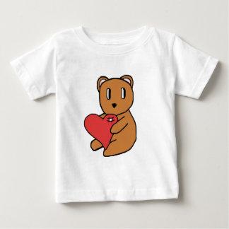 Love bear baby T-Shirt