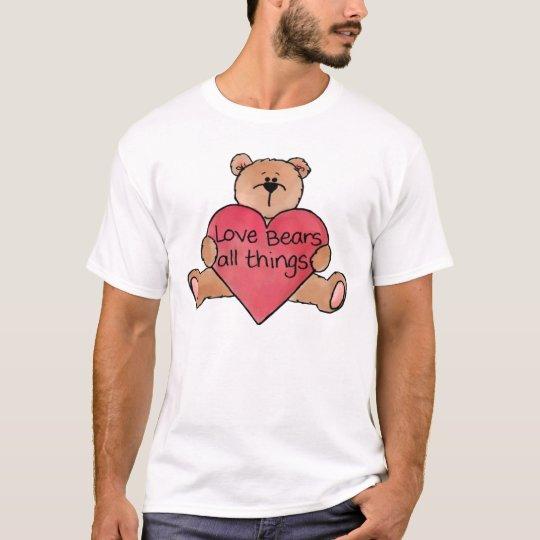 Love Bears All Things Shirt