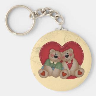 Love Bears Key Chain
