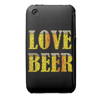 Love Beer IPhone Case