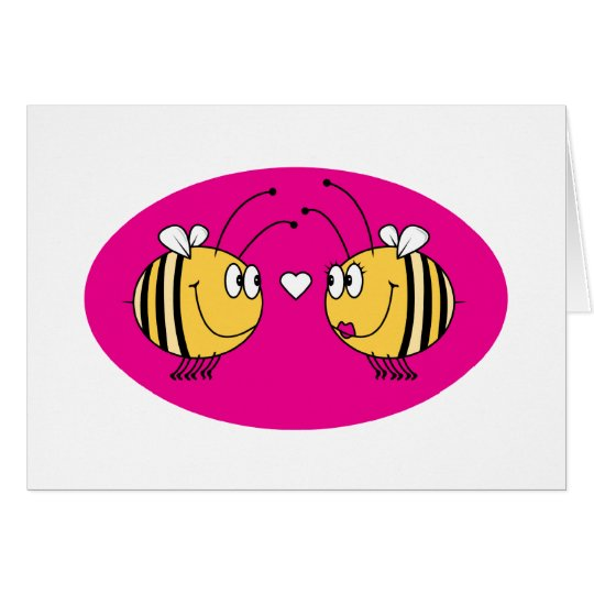 Love Bees Card