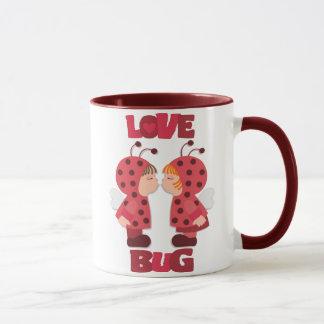 Love Beetles Valentine's Mug