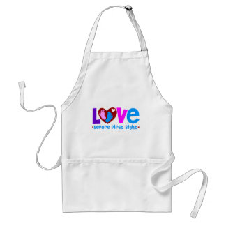 Love Before First Sight Apron