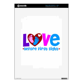 Love Before First Sight iPad 2 Skins