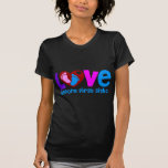 Love Before First Sight T Shirts