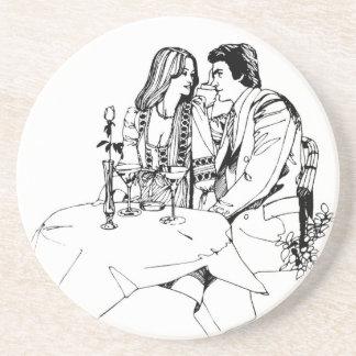 Love Begins Coaster