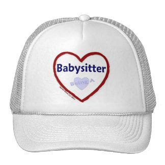 Love Being a Babysitter Trucker Hat