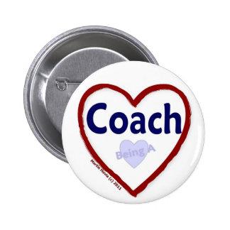 Love Being a Coach Button