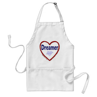 Love Being a Dreamer Adult Apron