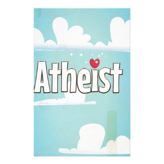 Love being an Atheist Stationery