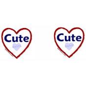 Love Being Cute