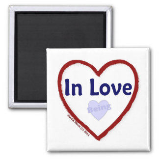 Love Being in Love Magnet