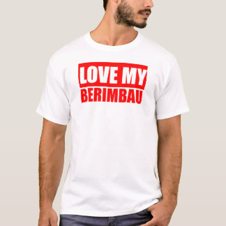 Love Berimbau T-Shirt