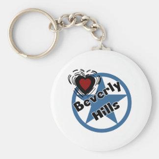 Love Beverly Hills Keychain