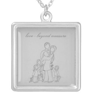love- beyond measure - necklace