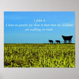 Love Bible Verse-children Poster