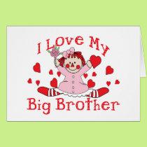 Love Big Brother Card
