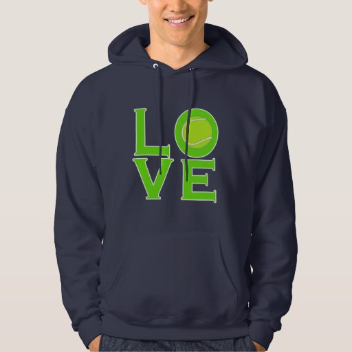 Love Billiards Hooded Sweatshirt