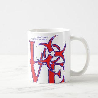 """love BIOhazard"" Coffee Mug"