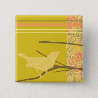Love Bird 2 Design Botton Pinback Button