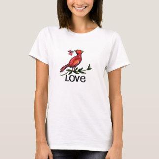 Love bird girl T-shirt