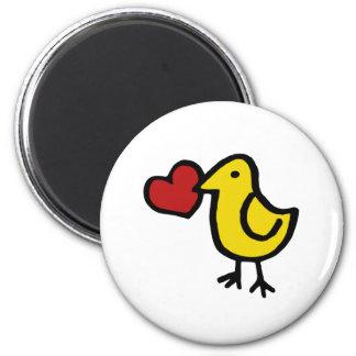 Love Bird Magnet