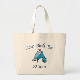 Love Birds Tote Bag