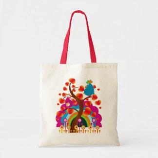 Love Birds Canvas Bag