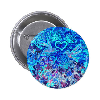 Love Birds Button