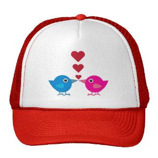 Love birds cap