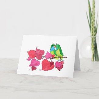 Love Birds,