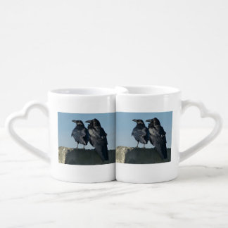 Love Birds Couples Coffee Mug