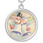 Love Birds Custom Necklace