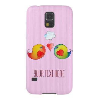 Love Birds Customizable Samsung Galaxy S5 Case