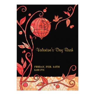 Love Birds Cute Valentine s Day Party Invitations