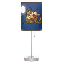 Love Birds Desk Lamp